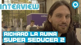 Richard La Ruina (GC18 INTERVIEW) | Super Seducer 2 and more info