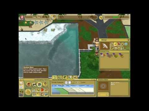 Zoo Tycoon 2 - Marine Mania: The Marine Diversity Zoo Walkthrough PC