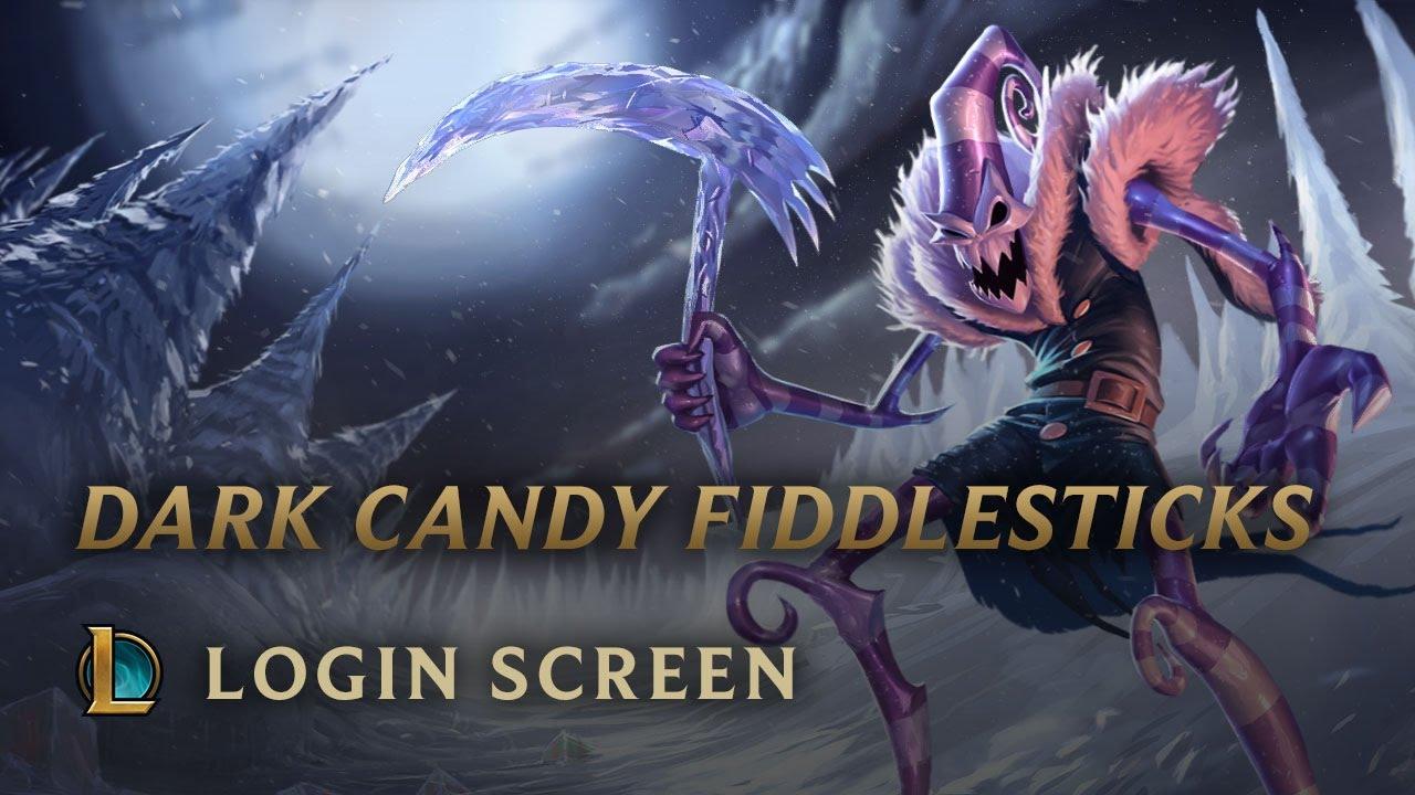 League Of Legends Candy