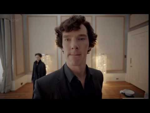 !! The Vatican Cameos Scene !! SHERLOCK HOLMES !! EPISODE 1 SERIES 2
