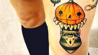 Best Halloween Tattoo Ideas for Making a Statement This Halloween