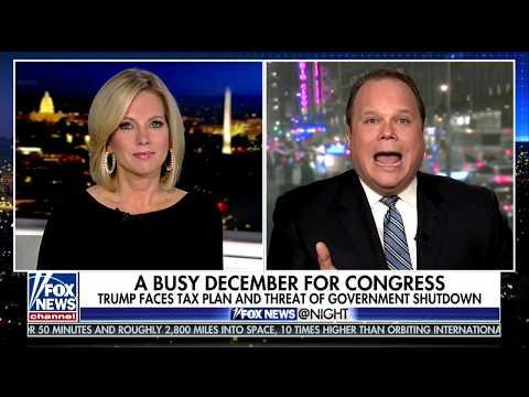 Fox News @ Night - Shannon Bream - November 28, 2017 - Archive