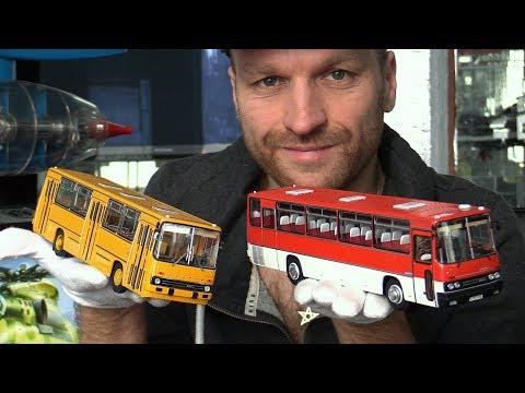 """Обзор моделей автобусов Ikarus: 55, 260, 280, 256 - """"ClassicBus"""""""