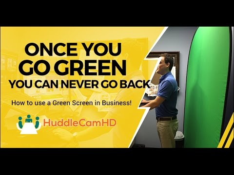 Using Green Screens in Business featuring Virtual Set Works (EP 28)