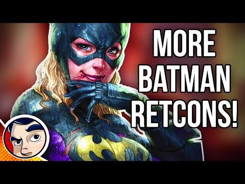 8 Of the Worst Batman Retcons!