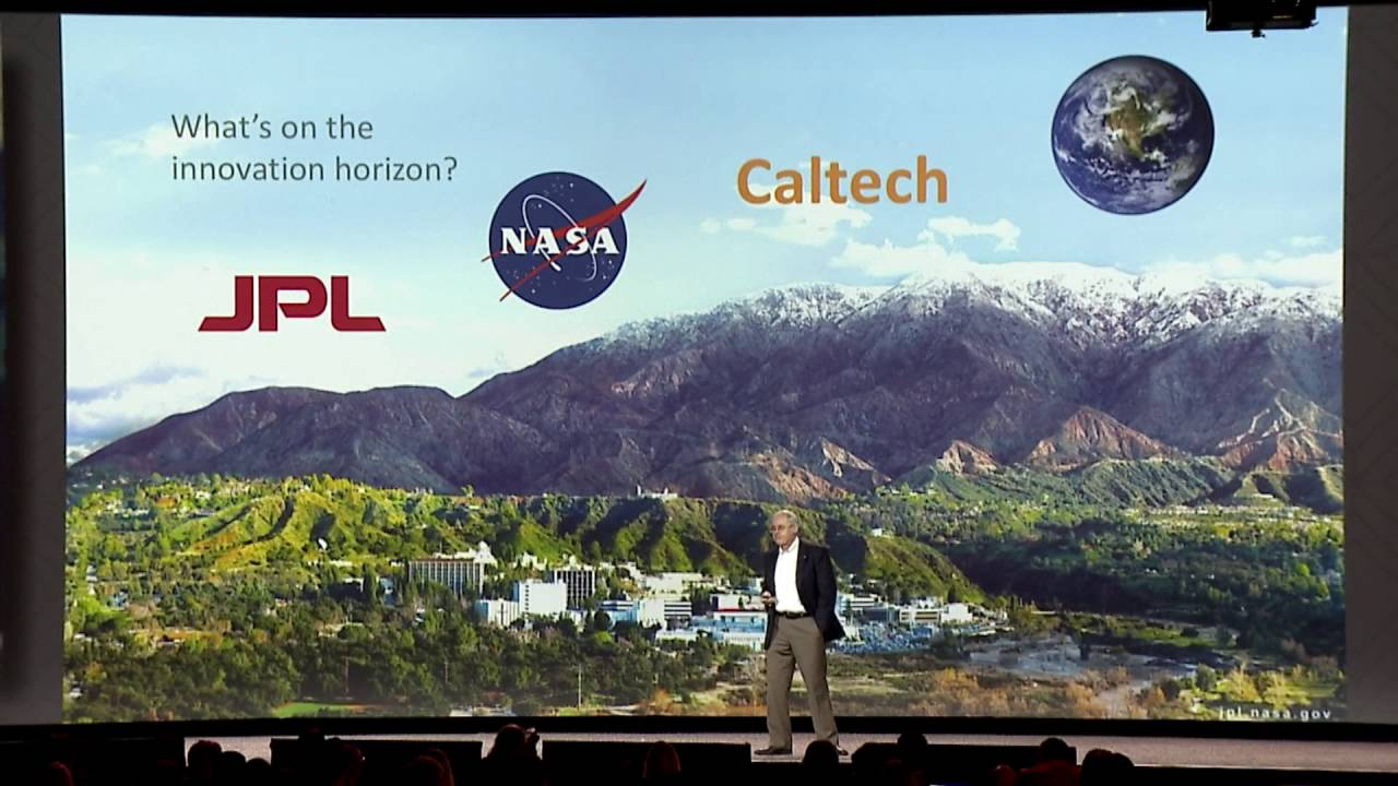Innovation comes from everywhere: NASA's Tom Soderstrom on the mainstage