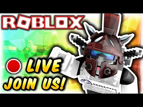🔴 Roblox: VIP Servers with Fan & Friends! 🔴Jailbreak, Murder Mystery, and Much More!