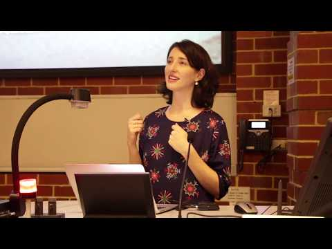 'Blockchain The Philosophers Stone' Presentation by Dr Jemma Green