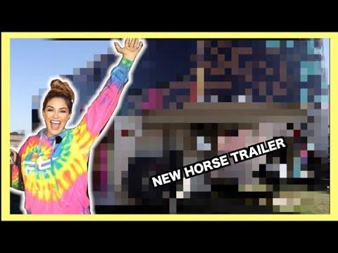 NEW HORSE TRAILER REVEAL!
