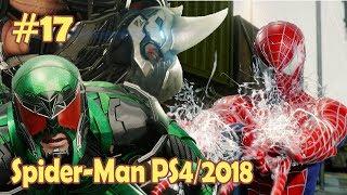 Marvel's Spider-Man (2018, PS4) #17 БОСС РИНО И СКОРПИОН