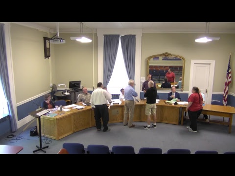 City of Plattsburgh, NY Meeting  6-1-17