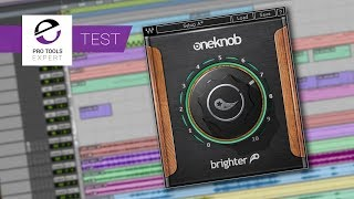 Waves OneKnob Brighter Plug-in - How Good Is It? Our Test