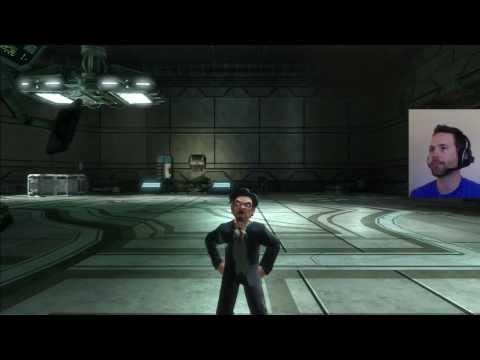 DC UNIVERSE ONLINE GAMEPLAY: DOCTOR PSYCHO