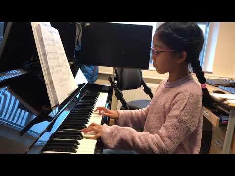 Tara Sophia Musevisa Piano