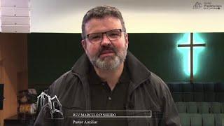 COMPANHIA CONSTANTE - Reverendo Marcelo Pinheiro - Diário de um Pastor - Salmo 32:8 - 14/10/2021