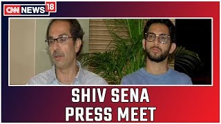 Uddhav Thackeray Says Shiv Sena Will Hold Further Talks With Both Congress & NCP