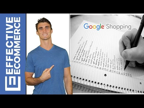 How to Set Up A Google Shopping Campaign To Create Product Listing Ads