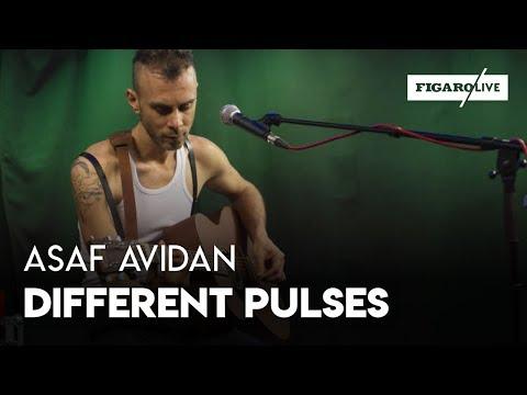 Asaf Avidan - Different Pulses - Le Live