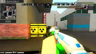 ROBLOX COUNTER BLOX AK 47 KILL MONTAGE #4
