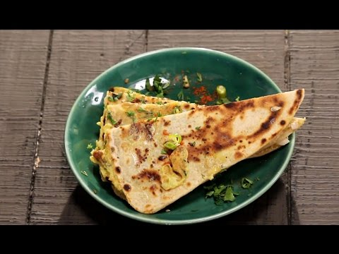 Egg Parantha | 5 Best Egg Recipe With Chef Anupa | Sanjeev Kapoor Khazana