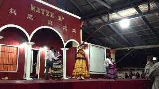 Bailable de Jalisco (2) Huehuetla, Puebla