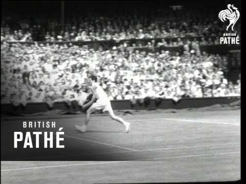 Selected Originals - Wimbledon Tennis (1950)