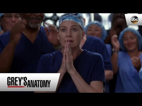 Meredith Wins Harper Avery - Grey's Anatomy 300th Episode