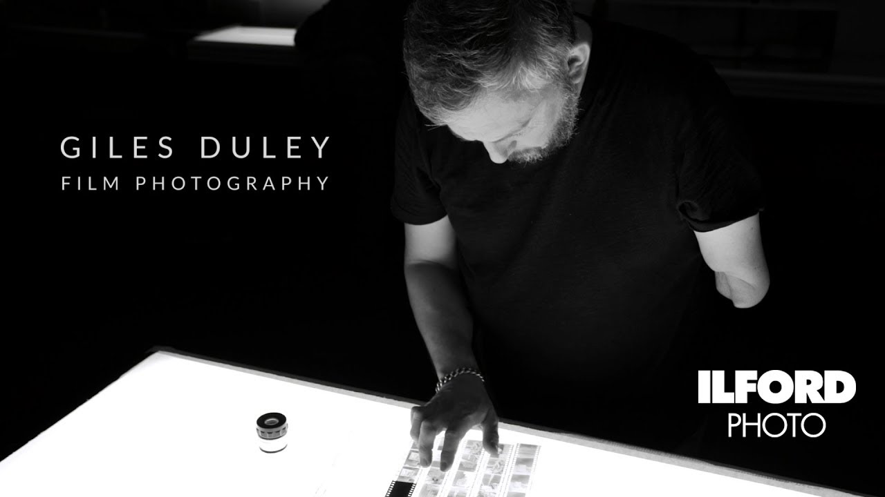 Giles duley on film photography