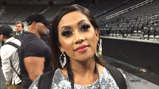CYNTHIA CONTE BREAKSDOWN CANELO VS GOLOVKIN REMATCH AFTERMATH; TALKS COVERING COMPLETE FIGHT WEEK