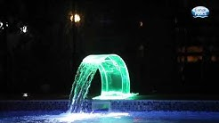 Decorative Neck Jet for Swimming Pools & Fountains (Cascada)