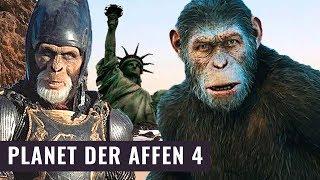 Disney macht mit Planet der Affen weiter! | Das könnte passieren!