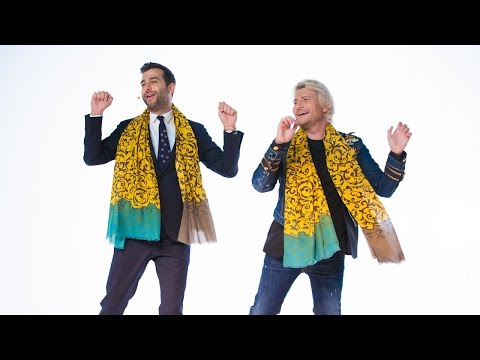Вечерний Ургант. Николай Басков & Иван Ургант – PPAP (Pen-Pineapple-Apple-Pen) (30.09.2016)
