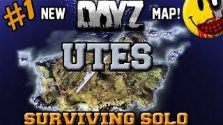 Day Z - Surviving Solo - Part 1 - Dodge, Duck, Dip, Dive And Dodge