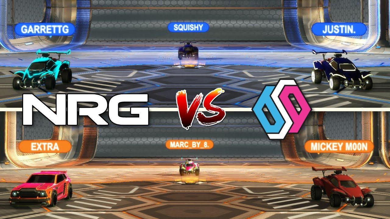 NRG VS THE BEST TEAM IN ROCKET LEAGUE?!   #1 NA VS #1 EU (NRG VS TEAM BDS)