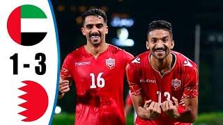United Arab Emirates 1-3 Bahrain Full Highlights HD /  Friendly International 16.11.2020