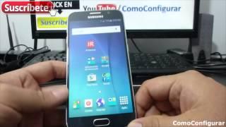 Definir Limite Uso De Datos Móviles Lollipop Samsung Galaxy S6