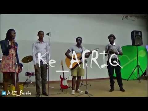 Zuzu - Elani | Ke_AFRIQ cover