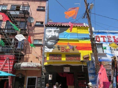 Tijuana, Mexico:  Avenida Revolucion' (fun & touristy old town area)