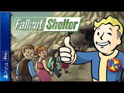 Let's Play Fallout Shelter | PS4 Pro Gameplay Episode 1 (P+J)