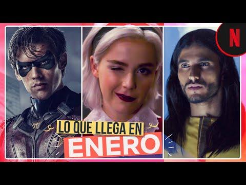 Estrenos en Netflix Latinoamérica para Enero 2020