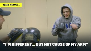 PRE-FIGHT INTERVIEW | Nick Newell