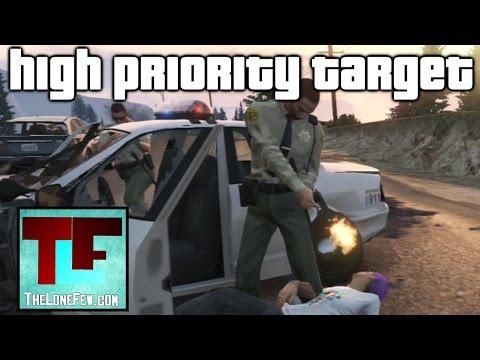 GTA Online: High Priority Target Part 2