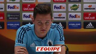 Thauvin «Rendre fier le club et les Marseillais» - Foot - C3 - OM