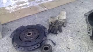 видео ВАЗ-21213 - Сцепление