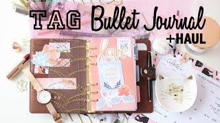 TAG Bullet Journal + Haul Papeleria Aliexpress... | styleandpaper