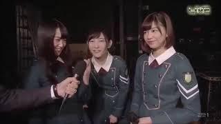初めてのライブでの自己紹介に緊張している初々しい菅井さんです!