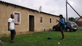 Always Keep Your Eye On The Ball, Wait Till The End (Leon Gumede)