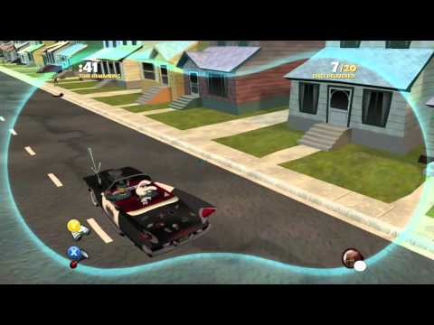 Sam & Max Beyond Time And Space - Master Drive-By Marketer