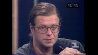 БГ  на Рок-Урок 1995 (Борис Гребенщиков)