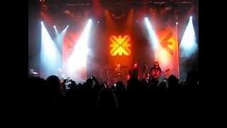 ENGEL - INTRO & CASH KING (LIVE w NEW SINGER MIKAEL SEHLIN)
